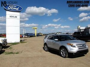2012 Ford Explorer Limited  - Leather Seats -  Bluetooth -  Memo
