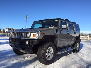 2005 HUMMER H2 SUV, Fully Loaded, Lots of EXTRAS