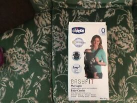 Chicco Baby Carrier Papoose Easy Fit 3 Way