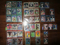 Baseball and Hockey trading cards
