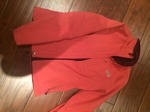 Women's North Face soft shell jacket