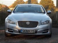 Jaguar XJ D V6 Premium Luxury Swb DIESEL AUTOMATIC 2012/12