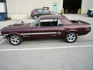 1967 Mustang coupe cloned as GT/CS ** SOLD * SOLD * SOLD **