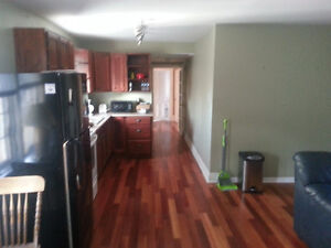 2 Bedroom apartment available May 1, 2017 *All inclusive*