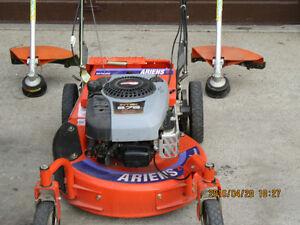 Selling ( 2 ) FS 130 Stihl Trimmers / ( 1 ) 3N1 Arien Lawnmower