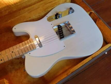 2012 Fender Telecaster American Vintage Reissue AVRI 58