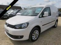 2015 15 VOLKSWAGEN CADDY 1.6 C20 TDI HIGHLINE 102 BHP REAR TAILGATE NO VAT 42030