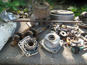 1950's/1960's Small Outboard Motor Parts Cambridge Kitchener Area image 2