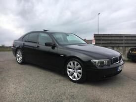 2004 04 BMW 745i Sport 4.4 auto (full service history)