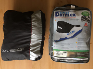 Motorcycle Dust and Rain Covers - Size Medium