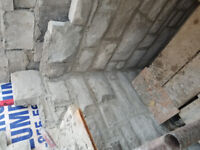Looking for labour and stone mason