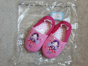 NEW Marks & Spencers Kids Fairy Slippers Size 10UK (11US)