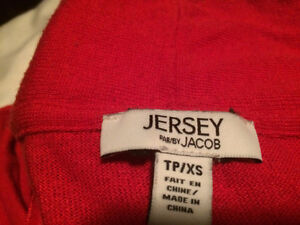 """""""Jersey by Jacob"""" womens xs top London Ontario image 2"""