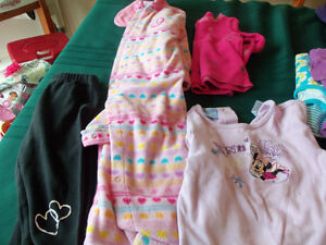 size 24 months girls fall/winter clothes