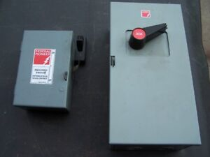 P1/3 SWITCH BOX