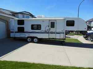 1998 Terry 25.5 ft 5th wheel trailer