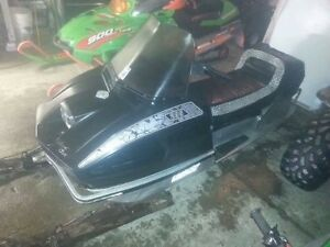 1973 arctic cat panther very clean