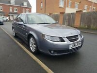 Saab 9-5 2.3t 185 BHP Linear (grey) 2006