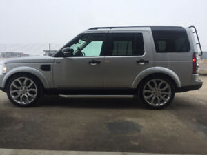 2016 Land Rover HSE LUX