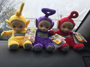Teletubbies Plush - Brand New - Make an Offer