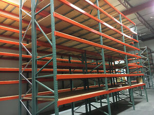 PALLET RACKING Must Sell