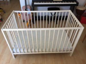 Bassinette blanche IKEA Gulliver