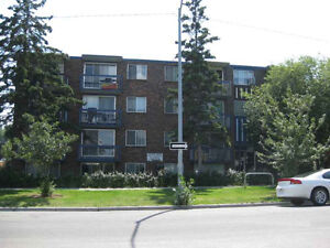 Lower Scarboro- 1BR apt only 10 min to downtown Calgary