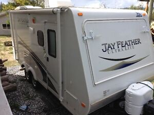 2012 JAYCO Jay Feather Ultra Lite X18D Campbell River Comox Valley Area image 3