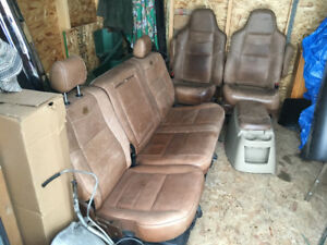 King Ranch seats for you classic