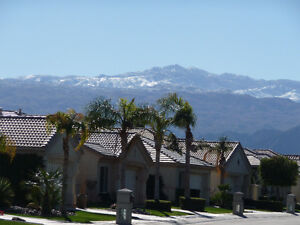 Palm Springs Area Canadian Snowbirds Wanted