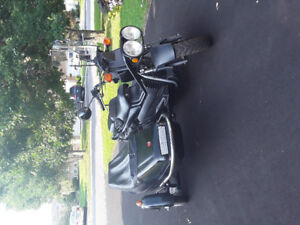 2006 big rukus with sidecar also 2005 yamaha vino 50