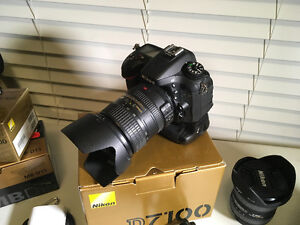 COMPLETE NIKON D7100 PACKAGE Cambridge Kitchener Area image 5