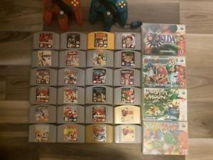 Nintendo 64 collection