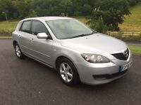 2007 Mazda 3 1.6 TS 5dr Automatic