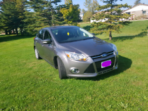Certified 2012 Ford Focus SEL