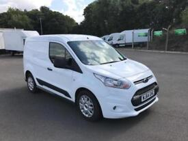 Ford Transit Connect T200 1.6 TDCI 95PS TREND VAN DIESEL MANUAL WHITE (2014)