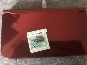 New Nintendo 3DS XL + Monster Hunter + charger and hacked