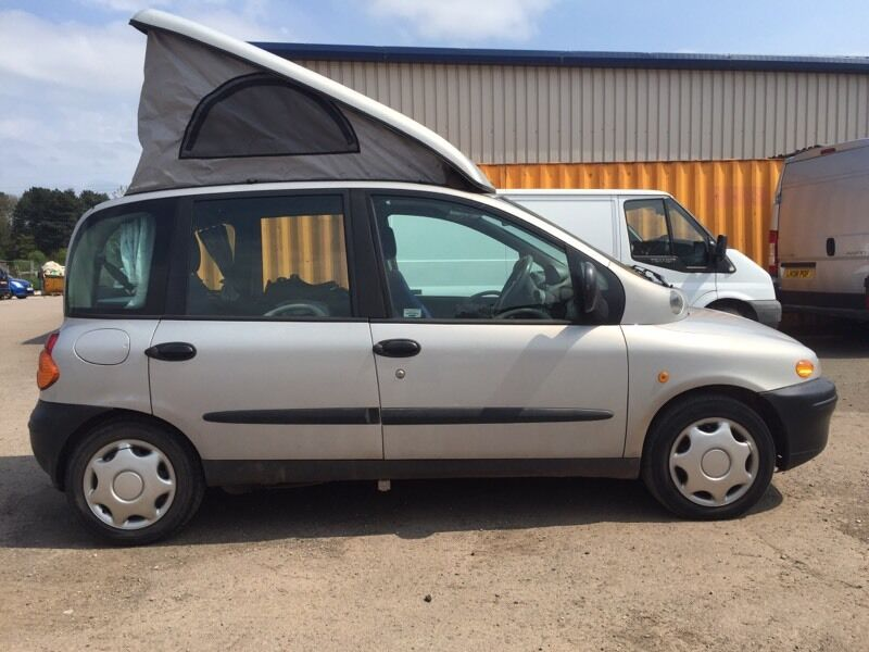 2000 multipla camper 1 9 turbodiesel full mot in kingskerswell devon gumtree. Black Bedroom Furniture Sets. Home Design Ideas