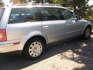 2003 Volkswagen Passat Wagon Cambridge Kitchener Area image 2