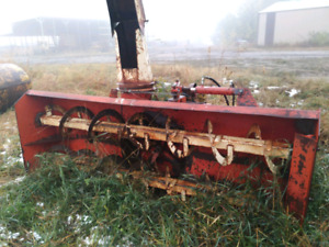 Snow Blower, 3ph, 540 pto