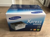 Samsung Xpress M2026W Printer - Used Once