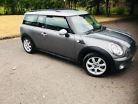2010 MINI Clubman 1.6 Cooper Graphite Estate 4dr Petrol Manual (129 g/km,