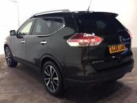 2014 NISSAN X TRAIL 1.6 dCi N Tec 5dr SUV 7 Seats
