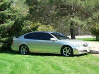 2002 Lexus GS430 Sedan