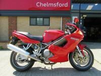 Ducati ST4 2008 Reg'd - ONLY 4250 MILES, UNBELIEVABLE CONDITION, TWIN H/LIGHTS