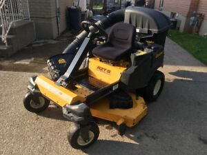 """For Sale: Cub Cadet ride-on lawnmower, 54"""" fabricated steel deck"""