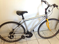 Trek Road bike ( Hybrid) good  condition fits 5'6'' to 5'10''
