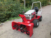 VENTRAC TRACTOR AND ACCESSORIES