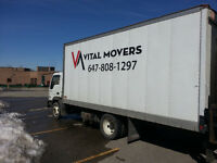 Movers in Mississauga