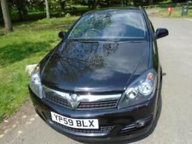 Vauxhall Astra 1.6 Sport Hatch Design. SH. WARRANTY. HALF LEATHER. AC.